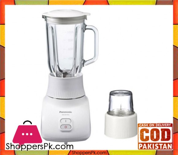 Panasonic MX-GX1061WTN - Blender - White - Karachi Only