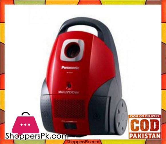 Panasonic Vacuum Cleaner - MC-CG525 - Red - Karachi Only