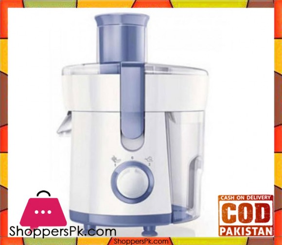 Philips HR-1811 - Juice Extractor - White - Karachi Only