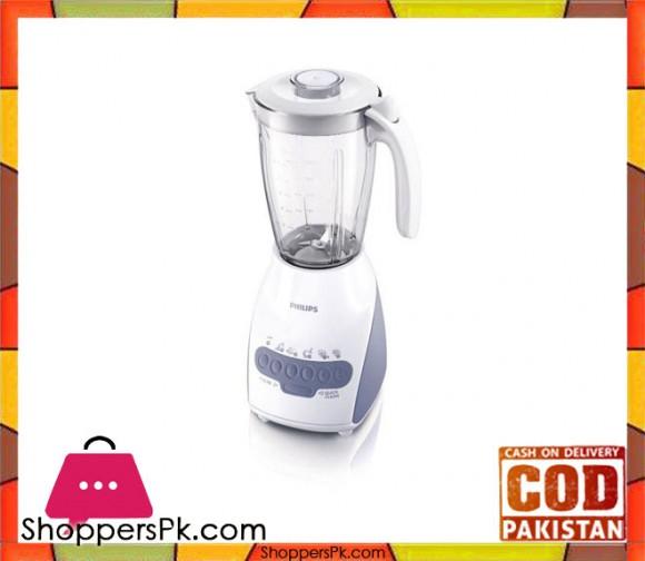 Philips Blender - HR2118 - White - Karachi Only