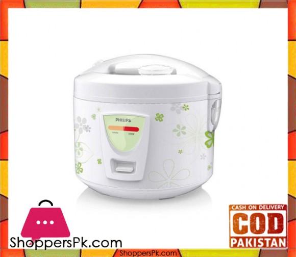 Philips HD3017/08 - Rice Cooker - White (Brand Warranty) - Karachi Only