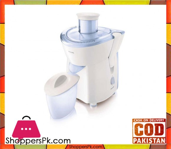 Philips HR1823/70 - Daily Collection - Juicer - 1 Speed - 220 W (Brand Warranty) - Karachi Only