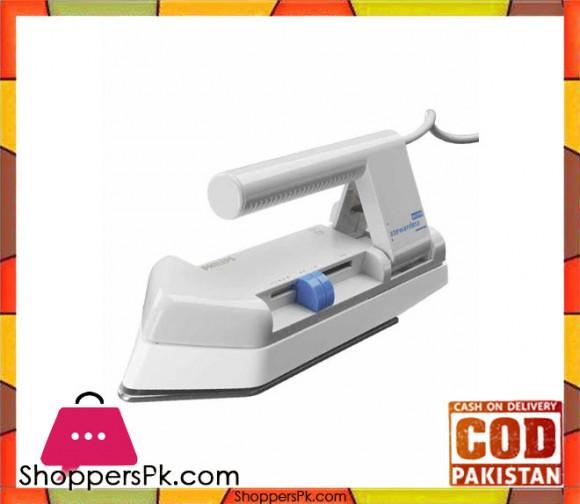 Philips HD1301/38 - 250W - Fold-Flat Iron - White (Brand Warranty) - Karachi Only