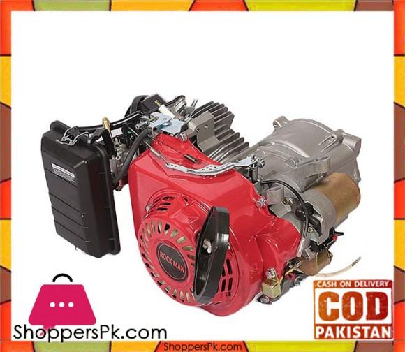Rockman ROCKMAN half engine 170f (7HP) for generator (19mm shaft / thin Shaft) - Karachi Only