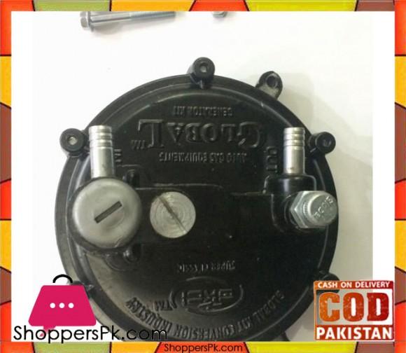 Rockman Generator Gas Kit - Black - Karachi Only