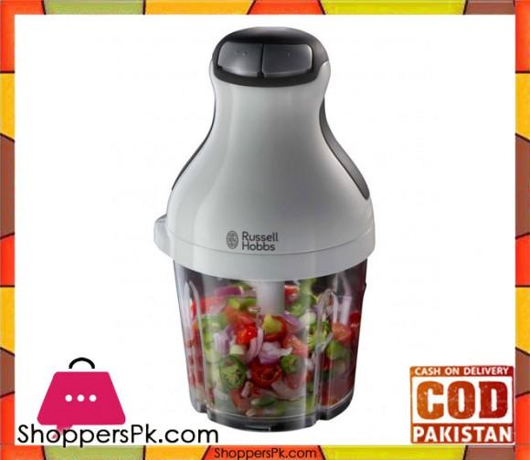Russell Hobbs 21510-56 Aura Chopper & Blender - Karachi Only