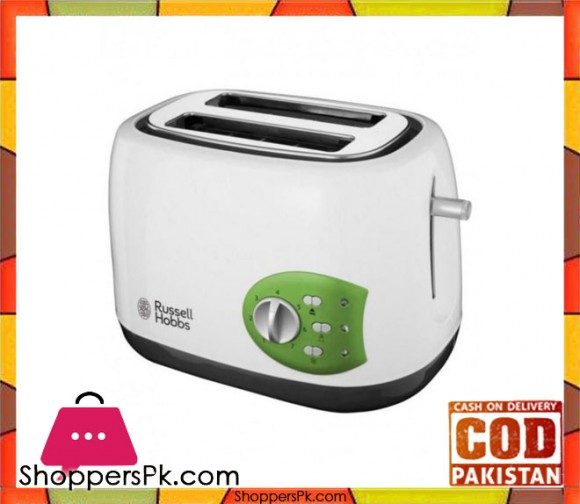 Russell Hobbs Kitchen Collection Toaster - (Brand Warranty) - Karachi Only