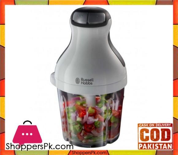 Russell Hobbs Aura Chop & Blend - (Brand Warranty) - Karachi Only