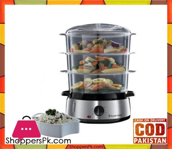 Russell Hobbs Food Steamer - (Brand Warranty) - Karachi Only