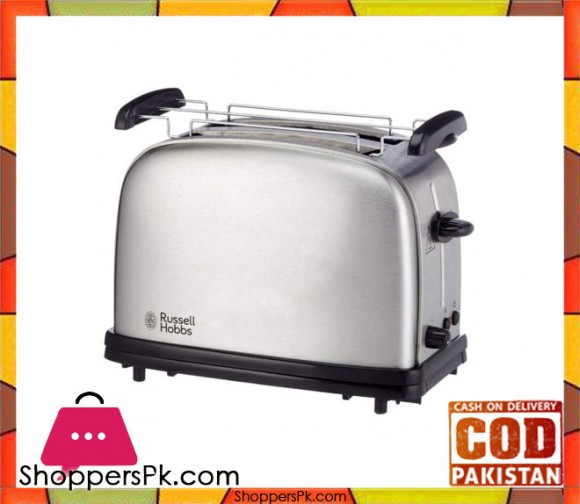 Russell Hobbs 20700-56 - Oxford Toaster - Karachi Only