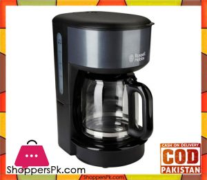 Russell Hobbs 20132-56 - Coffee Maker - Storm Grey