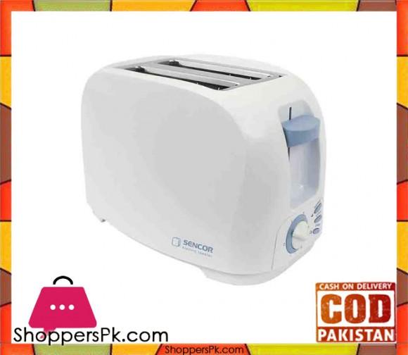 Sencor STS 2604 - Toaster - White - Karachi Only
