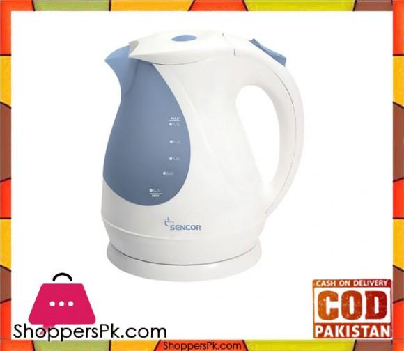 Sencor SWK 1500 - Electric Kettle - White - Karachi Only