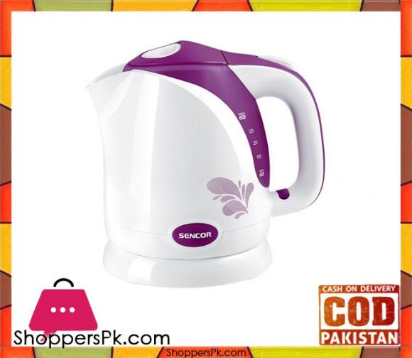 Sencor SWK 1505VT - Electric Kettle - Purple - Karachi Only