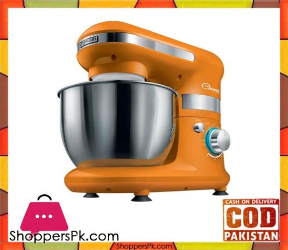 Sencor STM 3013OR - Food Mixer - Orange - Karachi Only