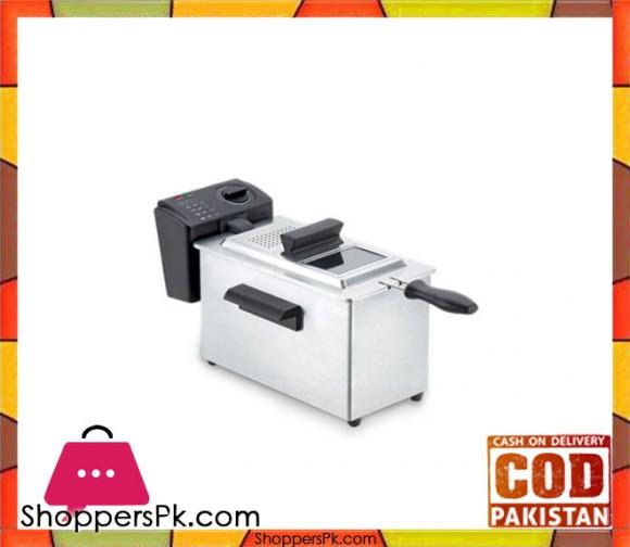 Sinbo SDF-3818 - Deep Fryer - Silver & Black - Karachi Only