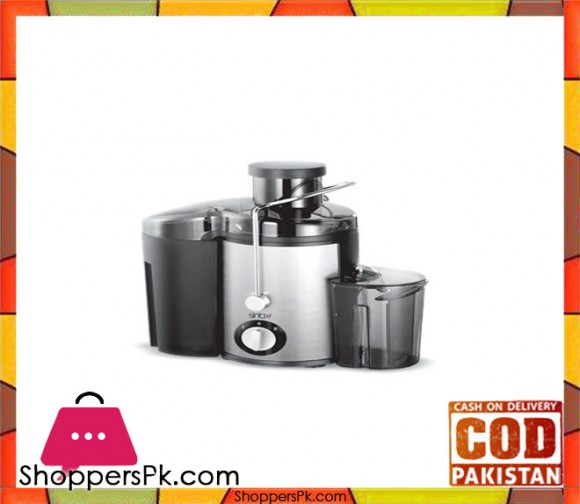 Sinbo SJ-3139 - Juice Extractors - Black - Karachi Only