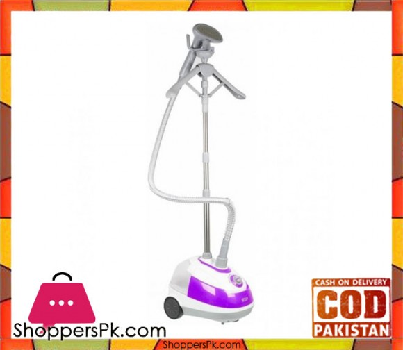 Sinbo Garments Steamer & Iron System - SSI-2893 - White - Karachi Only