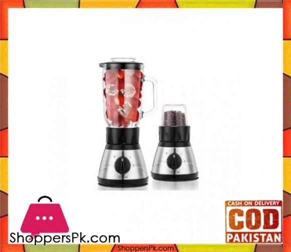Sinbo SHB-3094 - Jug Stand Blender & Grinder - Black - Karachi Only