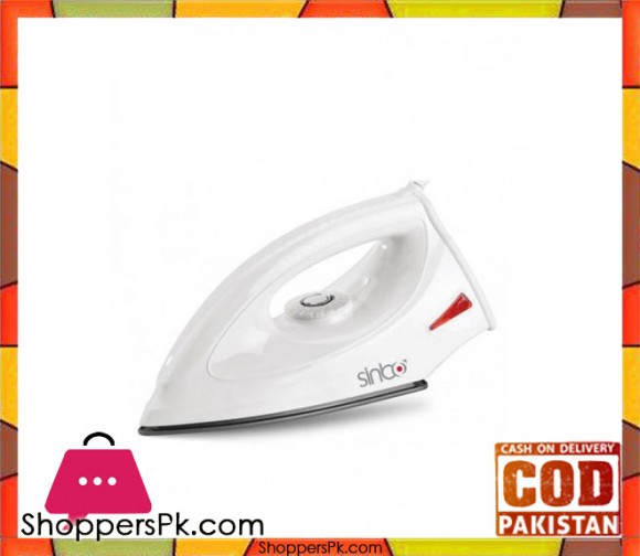 Sinbo SSI-2865 - Steam Iron - White - Karachi Only