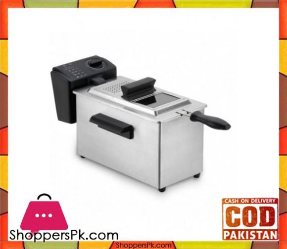 Sinbo SDF 3818 - Fryer - Black & Grey - Karachi Only