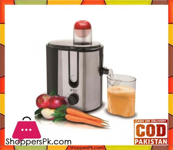 Sinbo Solid Fruit Juicer - SJ-3143 - Red - Karachi Only