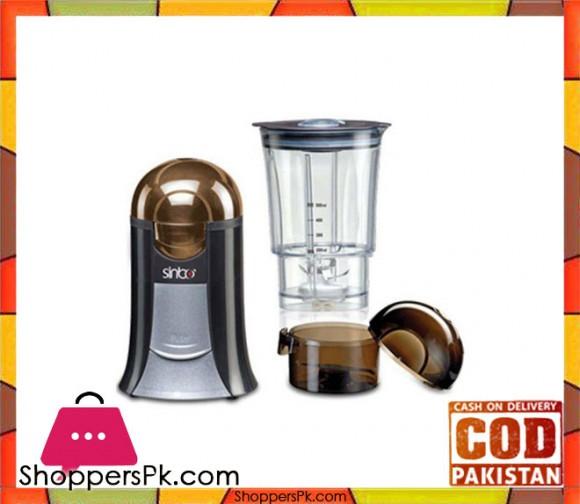 Sinbo SCM-2914 - Coffee Grinder - Brown - Karachi Only