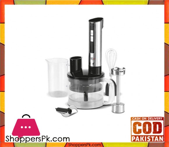 Sinbo SHB-3078 - Hand Blender Set - Silver - Karachi Only