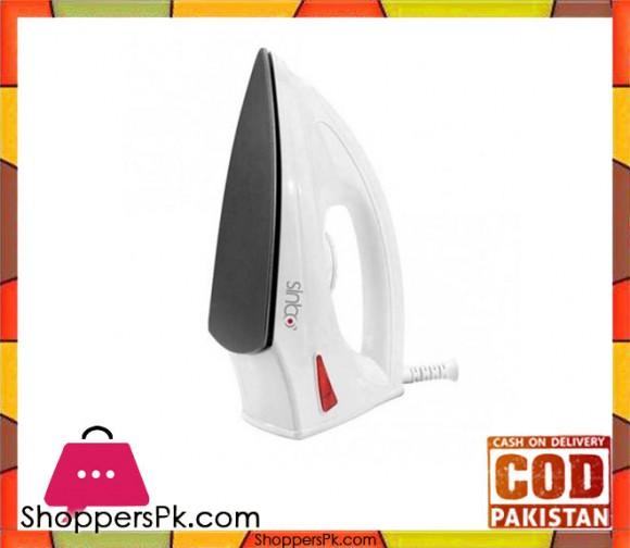 Sinbo Steam Iron - Ssi- 2865 - White - Karachi Only