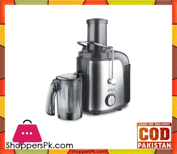 Sinbo Juice Extractor SJ-3122 (Brand Warranty) - Karachi Only