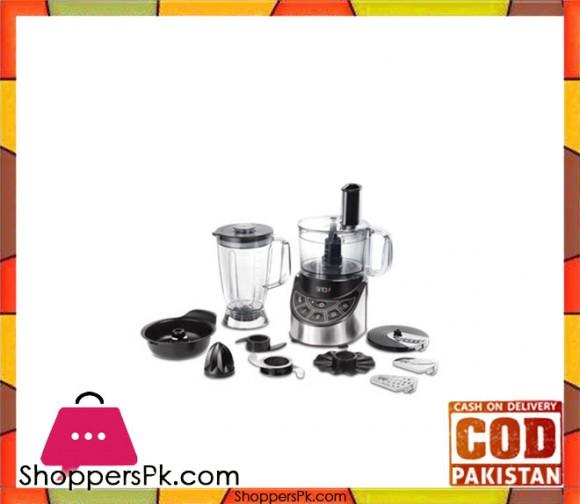 Sinbo SHB-3081 - Food Processor - Silver - Karachi Only