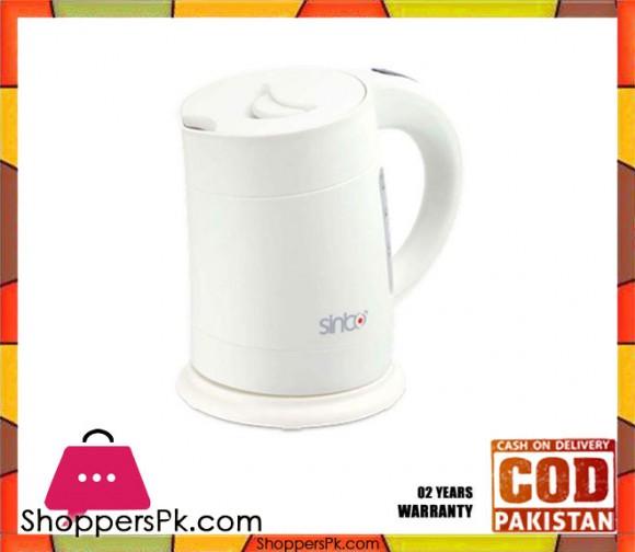Sinbo Kettle SK-2380 (Brand Warranty) - Karachi Only