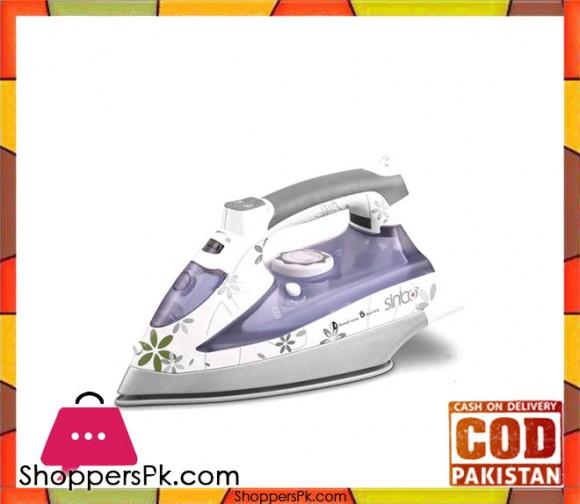 Sinbo SSI-2864 - Iron & Steam Iron - Multicolor - Karachi Only