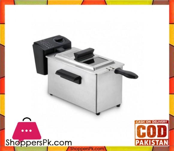 Sinbo Fryer - SDF - 3818 - Black & Gray - Karachi Only