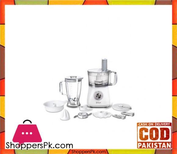 Sinbo Food Processor - SHB-3070 - White - Karachi Only