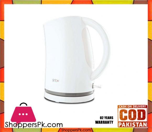 Sinbo Kettle SK- 7305 (Brand Warranty) - Karachi Only