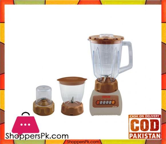 Sogo JPN-504 - Juicer Blender - Beige - Karachi Only