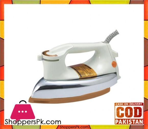 Sogo Iron - JPN-422 - White & Silver - Karachi Only