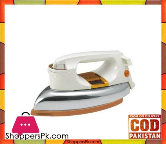 Sogo Heavyweight Iron - JPN 423 - White - Karachi Only