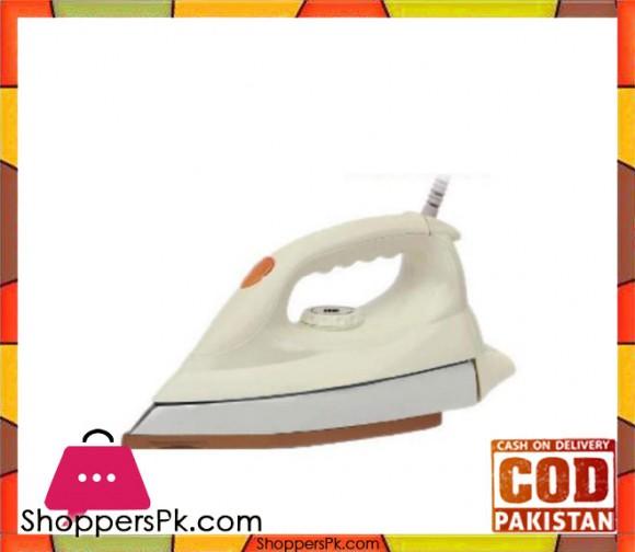 Sogo Super Dry Iron - JPN 425 - White - Karachi Only