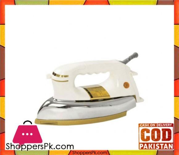 Sogo Super Heavyweight Iron - JPN 424 - White - Karachi Only