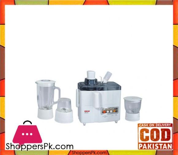 Sogo JPN-515 - Juicer Blender - White - Karachi Only