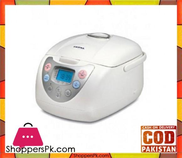 Tefal Rice Cooker - 860W - White - Karachi Only
