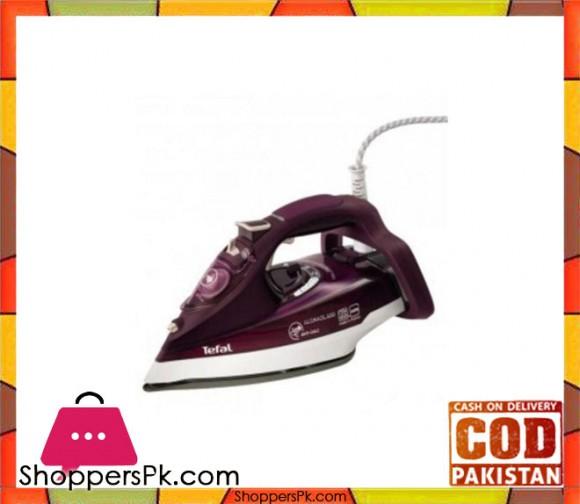 Tefal FV9650L0 - Autoclean Anti-Calc Iron - 2600W - Red (Brand Warranty) - Karachi Only