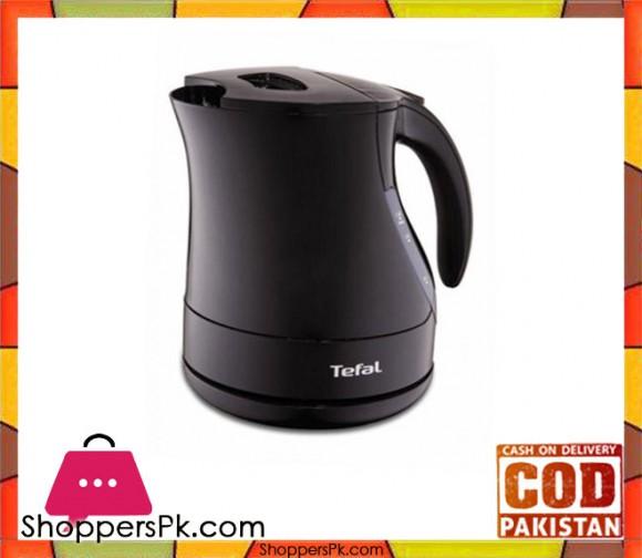 Tefal BF512527 - Kettle Justine - 1.2L - 2400W- Black (Brand Warranty) - Karachi Only