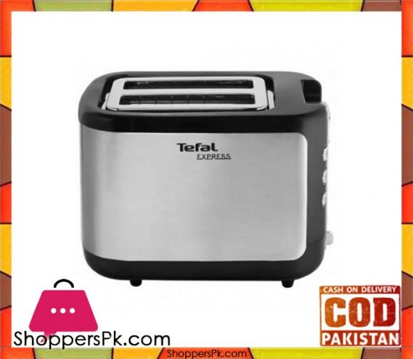 Tefal Tefal Steel Toaster 2 Slice (850 W) - Karachi Only
