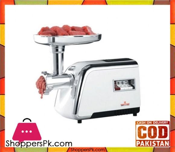 Westpoint Meat Mincer - WF-3250R - Silver - Karachi Only