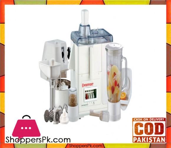 Westpoint 10 in 1 Deluxe Food Processor - WF-8810 - Karachi Only