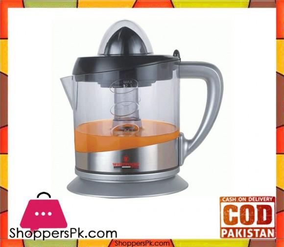 Westpoint WF-545 - Citrus Juicer - Silver - Karachi Only