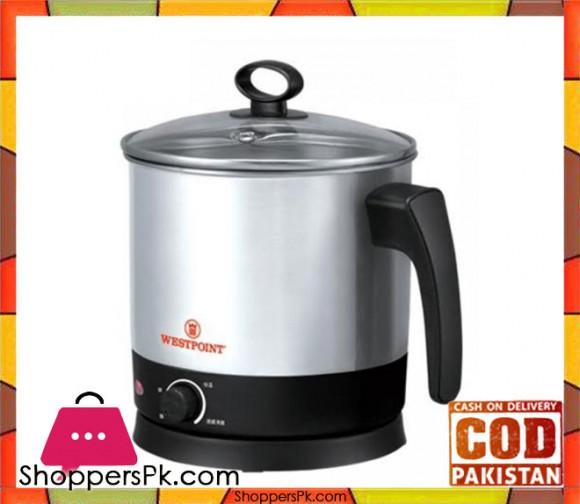Westpoint WF-6275 - Westpoint Deluxe Electric Tea Kettle 1.8 Liter - Karachi Only